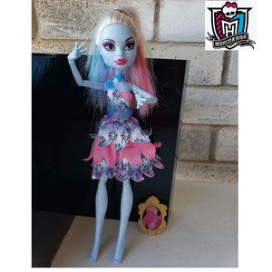 Monster High Abbey Bominable Dot Doll